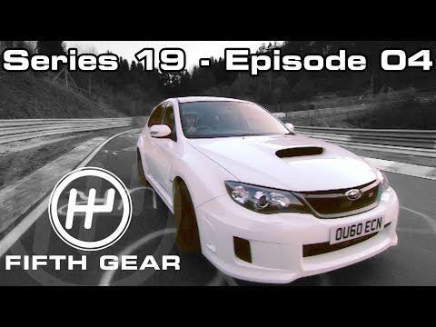 Fifth Gear: Series 19 Episode 4