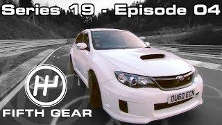 Fifth Gear Series 19 Episode 4 смотреть