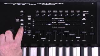 The New Korg Kronos: Video Manual Part 3 - KARMA and Drum Tracks