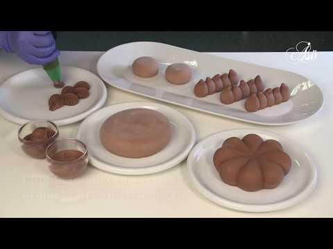 Vegansk chokladmousse med Felchlin, Maracaibo65%