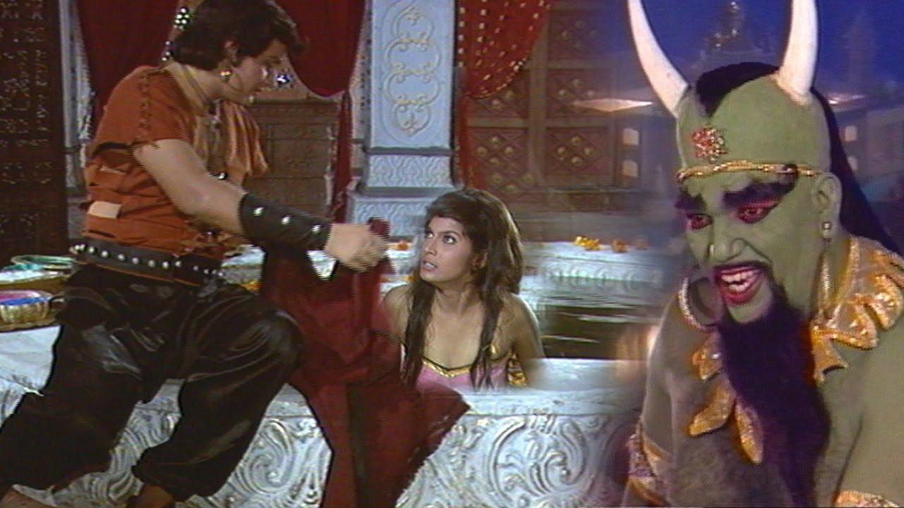 अलादीन और जिन्न का जादुई कारनामा | Aladdin aur Jin Jadui Kahani | Story in Hindi