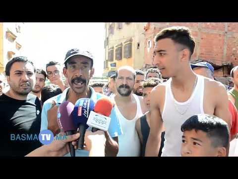 مكناس عاجل/ طعنات قاتلة بالاسحة البيضاء بحي سيدي بابا(بصمة تفي)