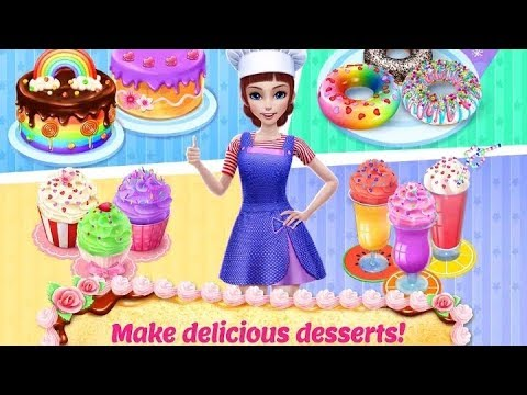 My Bakery Empire - Bake, Decorate & Serve Cakes || Gamers Boys ||