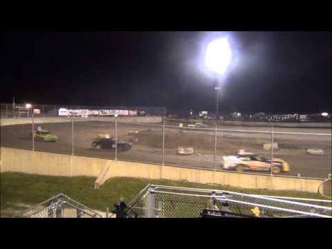 Warren County Speedway Prostock Main 9 25 15