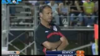 Resumen Benfica - Athletic Bilbao
