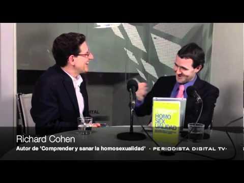 Entrevista a Richard Cohen en Madrid - 9 febrero 2012