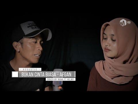 Acoustic Music   Bukan Cinta Biasa - Afgan Cover