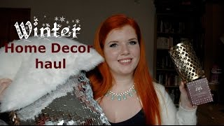 Winter Home Decor Haul 2014 Thumbnail
