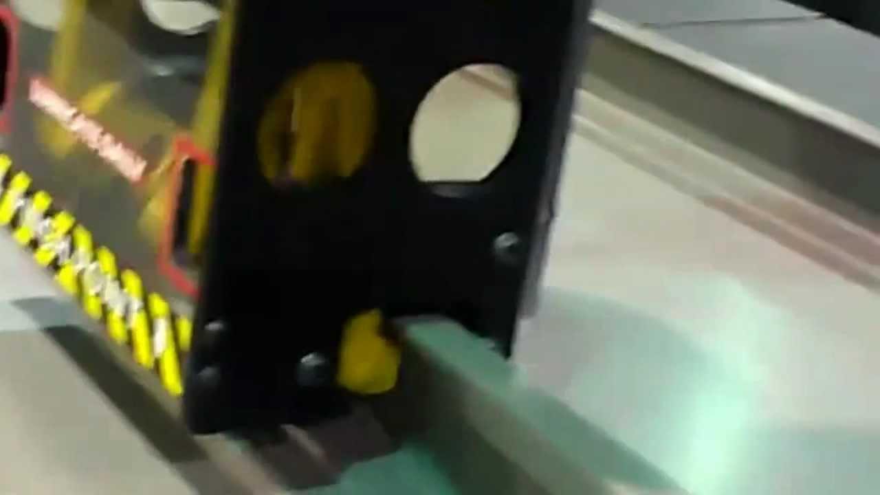 Metal Roof Seamer   Atomatic Handheld Tool   METAL CON 2012   YouTube