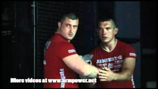Tim Bresnan vs Andrey Pushkar