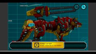 Y8.com Battle Robot Wolf Age Game - Game lắp ráp robot