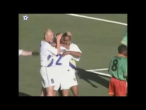 Martin Dahlin Goal - World Cup 1994 - Group B | Cameroon - Sweden 2:2 | 75'