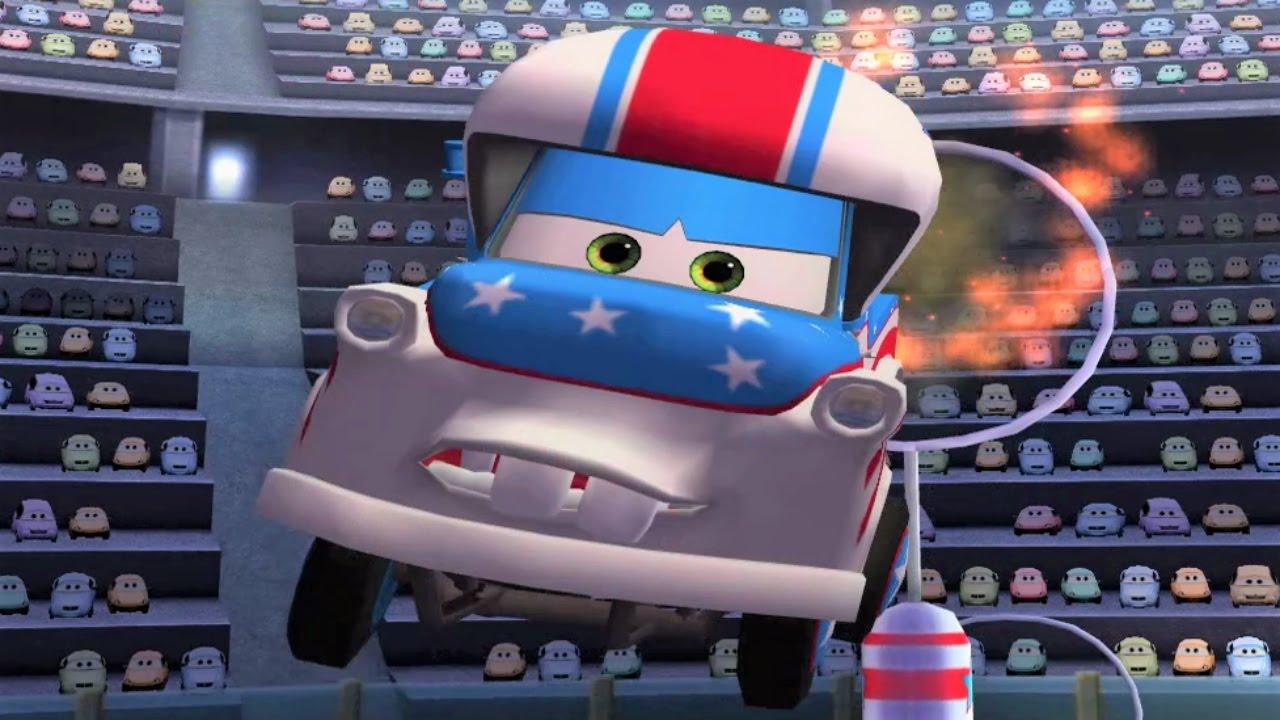 Disney Pixar Cars Toon Mater's Tall