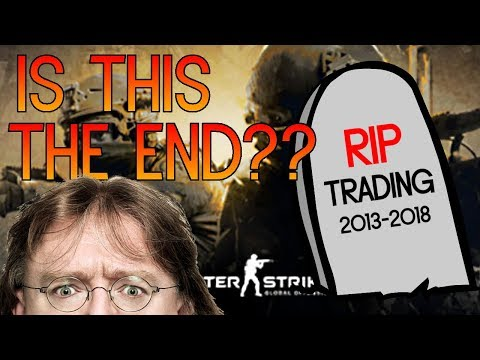 What does the new Trade Ban mean for the CSGO Economy?