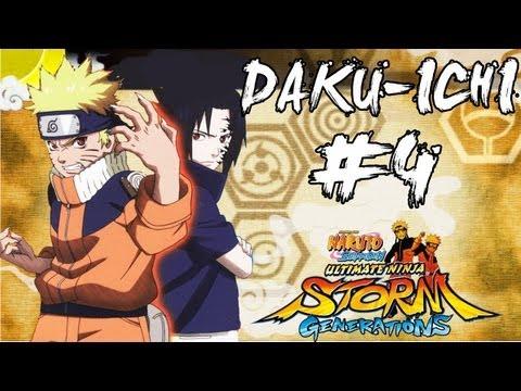 Naruto Storm Génération : Tournoi Daku-Ichi #4