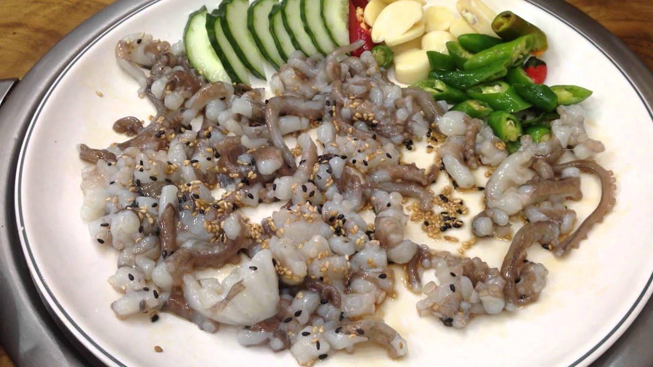 Les tentacules de pieuvre youtube - Comment cuisiner un poulpe ...