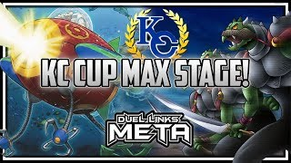 KC CUP Max Stage with Geargia! [Yu-Gi-Oh! Duel Links]