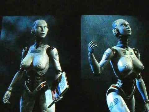 3d animation sex robots - 4 10