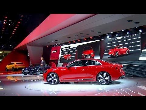 Audi at the Geneva Motor Show 2017