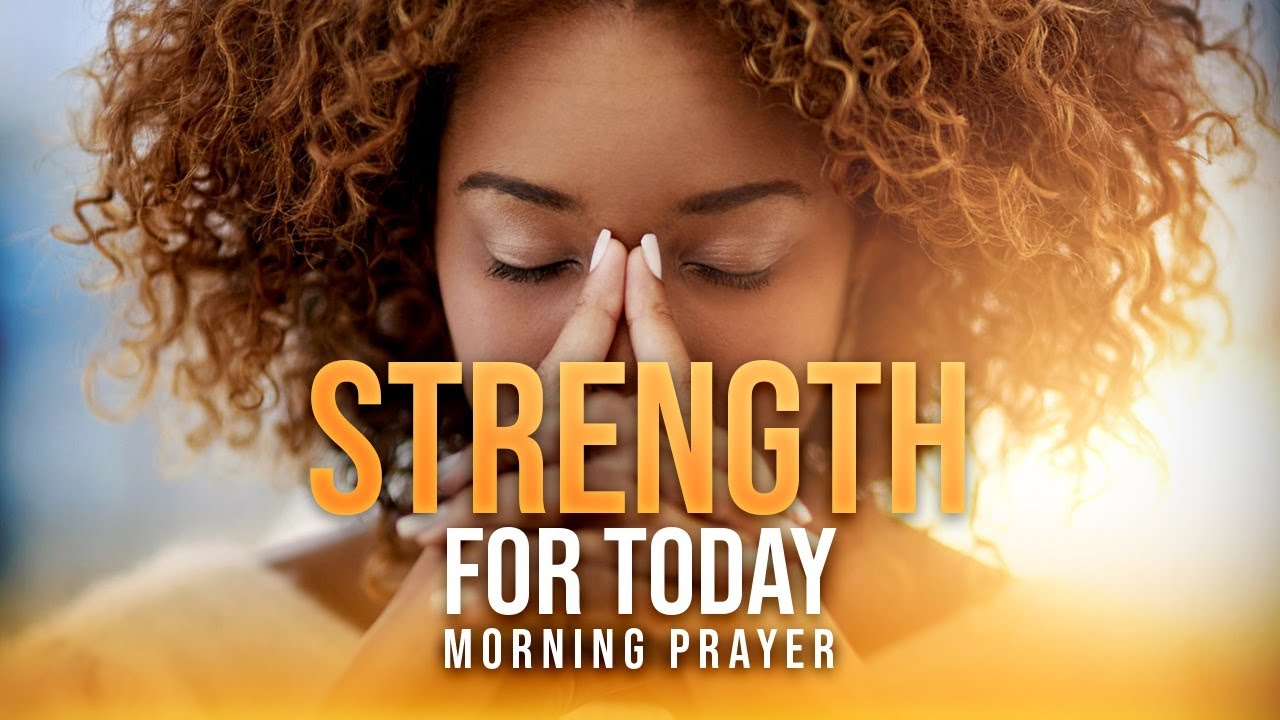 A Morning Prayer To Let God Go Before You |  You Need To Pray This Daily!