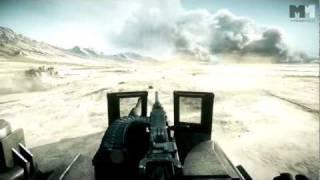 ساحة المعركة 3 | الرعد تشغيل 8 دقائق اللعب مقطورة (2011)