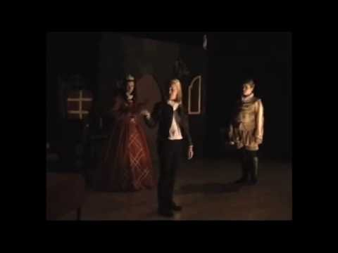 Hamlet (Act 4 and 5) by William Shakespeare. Live 2010.