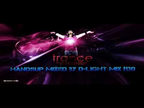 HandsUp Mixed by D-Light Mix |130