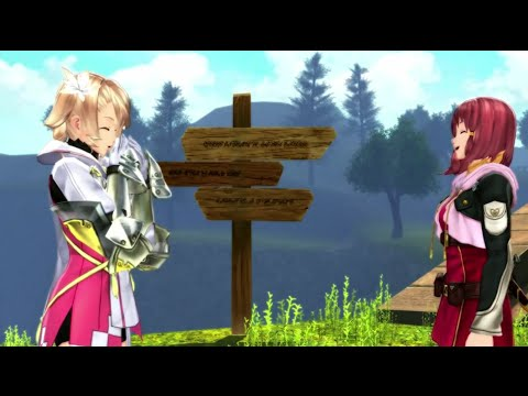Tales of Zestiria English - Part 24: Lastonbell's Lord of the Land / Alisha meets Rose