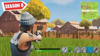 10 minutes 16 seconds of deleted Fortnite locations...