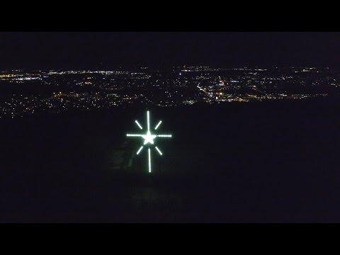 Bethlehem Star Bethlehem Pennsylvania - Dec 25th 2016