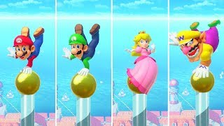 Mario Party Series - Split Screen MiniGames
