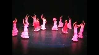 Севильяна - Школа фламенко Entrada.mpg