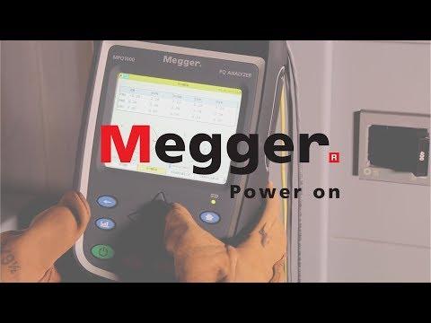 MEGGER MPQ1000 DATA ANALYSIS