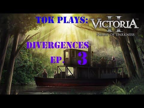 Tok plays Vic 2: Divergences - Episode 3 - Clean Coal