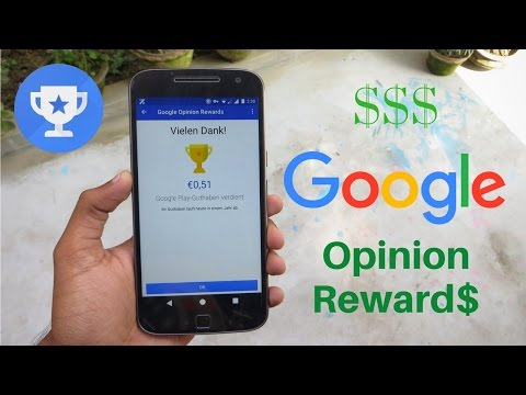 How To Get Google Opinion Rewards In Any Country And Earn Free