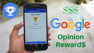How To Get Google Opinion Rewards In Any Country And Earn Free Credit! (2017)