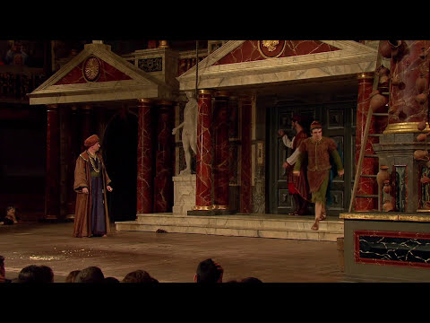 The Comedy of Errors: 'Locked Out' | Shakespeare's Globe | Rent or Buy on Globe Player