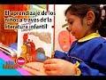 El aprendizaje de los niños a través de la literatura infantil