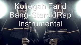 Kollegah Farid Bang-SteroidRap (Instrumental)(JBG2)