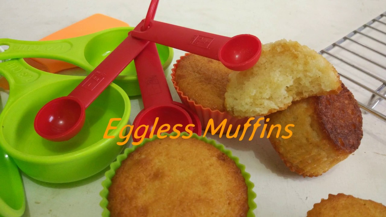 Eggless Muffins Recipe In Hindi I How To Make Cake I