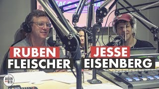 Jesse Eisenberg & Ruben Fleischer Talk Zombieland 2 [Interview]   101X
