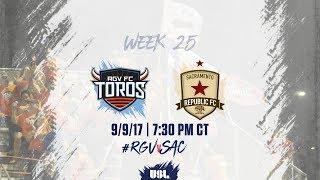 Rio Grande Valley FC vs Sacramento Republic FC full match