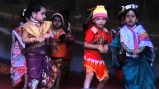 San aaylay go- koli dance (Soham Thakur & Janhvi)