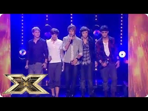 ONE DIRECTION PERFORM LIVE | The X Factor UK