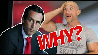 Why Unai Emery Is Solving Arsenal's Biggest Problem