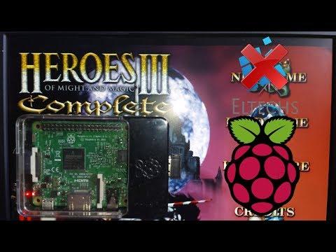How to play Heroes 3 on Raspberry Pi? - Heroes 3 5: Wake of Gods Portal