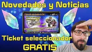 Final fantasy brave exvius:Ticket seleccionador GRATIS / Estamos de vuelta :P