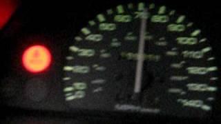 1994 Mazda Protege tops 200,000 miles