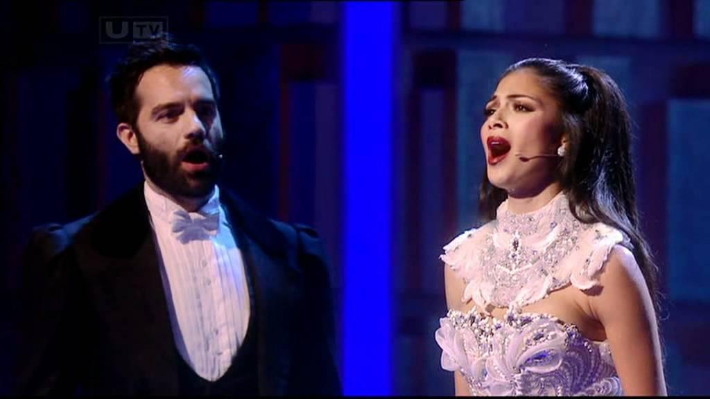 Nicole Scherzinger - Phantom Of The Opera (Royal Variety Performance - December 14) #1