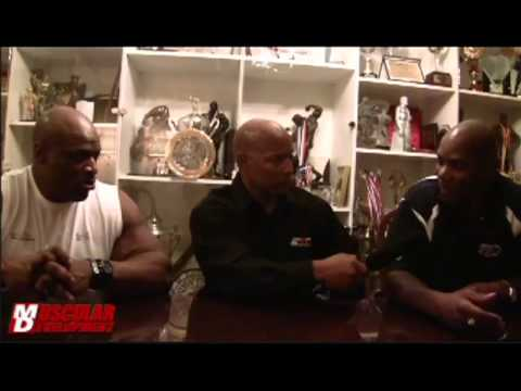 Flex Wheeler's rant on bodybuilders today and their steroid usage